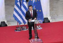 Στην άτυπη σύνοδο κορυφής για το Μεταναστευτικό/ Προσφυγικό στις Βρυξέλλες, ο Αλέξης Τσίπρας υποστήριξε, σύμφωνα με κυβερνητικές πηγές, πως πρόκειται γιαευρωπαϊκή πρόκληση κι απαιτεί ευρωπαϊκή λύση.