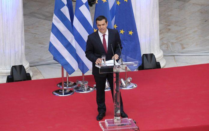 Επιτέθηκαν στον Τσίπρα: «Προδότη, πούλησες τη Μακεδονία»