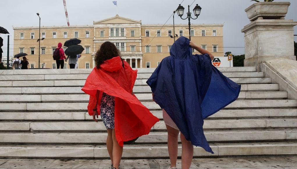 Συνεχίζονται και την Πέμπτη (02/08) οι βροχές και οι καταιγίδες
