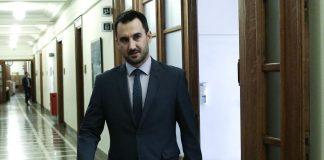 Νέα ρύθμιση οφειλών στους δήμους προανήγγειλε ο Αλέξης Χαρίτσης