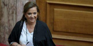 Δεν αποκλείει το ενδεχόμενο πρόωρων εκλογών η Ντόρα Μπακογιάννη