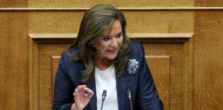 Ντ. Μπακογιάννη: «Η Ελλάδα είναι θωρακισμένη»