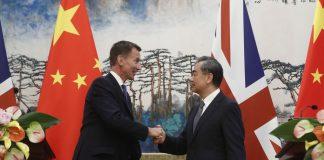 Η Κίνα θέλει πιο ενεργή συμμετοχή της Βρετανίας στο νέο Δρόμο του Μεταξιού