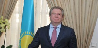 """Πρέσβης Καζακστάν στο """"P"""": """"Αμοιβαία υποστήριξη με Ελλάδα"""""""