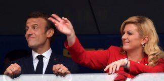 Μουντιάλ 2018: Κολίντα Γκραμπάρ-Κιτάροβιτς – Η αντισυμβατική πρόεδρος της Κροατίας