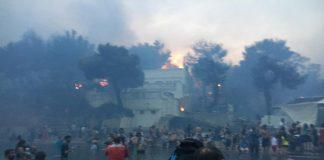 Μάτι: Οι συνθήκες που προκάλεσαν την ανεξέλεγκτη πυρκαγιά σύμφωνα με μελέτη