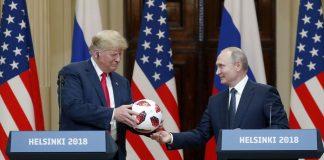 «Δεν υπάρχουν σχέδια για συνάντηση Πούτιν-Τραμπ» δηλώνει το Κρεμλίνο