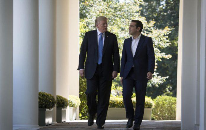 Σουηδικό πρακτορείο: «Τραμπ και Τσίπρας υποψήφιοι για το Νόμπελ Ειρήνης»