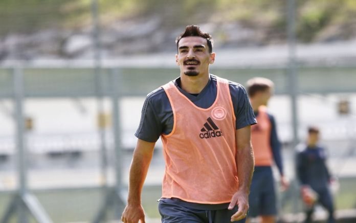Χριστοδουλόπουλος: «Με 2-3 πινελιές θα κατακτήσουμε τον τίτλο»