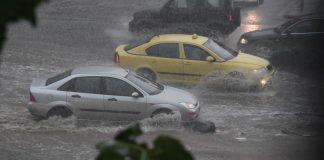 ΕΜΥ: Νέο κύμα κακοκαιρίας με βροχή και χαλάζι