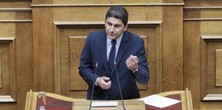 Αυγενάκης: «Παιχνίδια για την καρέκλα στην πλάτη του λαού»