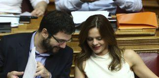 Υπουργείο Εργασίας: «Η Εφη Αχτσιόγλου έχει μόνο έναν αριθμό κινητού»