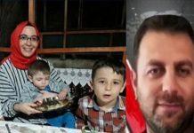Συγκλονίζει η ιστορία του Τούρκου πατέρα που έχασε σύζυγο και παιδιά στον Έβρο