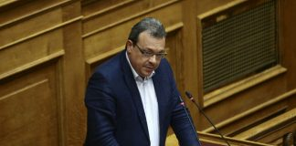 Σ. Φάμελλος: «Πιστεύουμε στην πρωτιά του ΣΥΡΙΖΑ στις εκλογές»