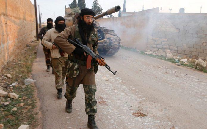 Ο συριακός στρατός απελευθέρωσε ομήρους του Ισλαμικού Κράτους