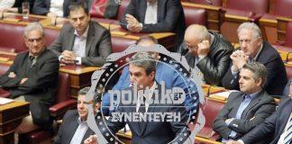 """Ο Α. Λοβέρδος στο """"P"""" για πολιτική, NOvartis & Μακμπεθ"""