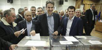 «Όποτε κι αν γίνουν εκλογές η ΝΔ θα τις κερδίσει»