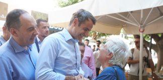 Μητσοτάκης: «Έτσι θα κάνουμε την Κρήτη πρωταγωνίστρια»