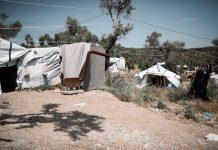 Λέσβος: Νεκρός άνδρας έξω από τη Μόρια
