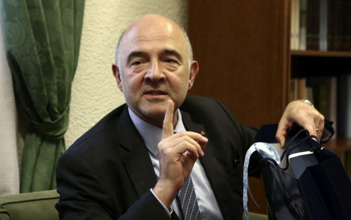 Μοσκοβισί: «Ναι μεν αλλά» για τα μέτρα της κυβέρνησης