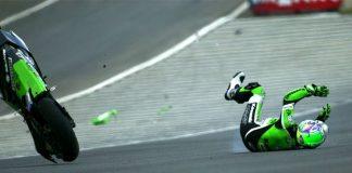 Moto GP: 14 χρόνια από την απίστευτη πτώση του Σ. Νακάνο