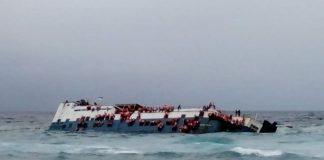 Δύο νεκροί σε ναυάγιο φορτηγού πλοίου κοντά στις τουρκικές ακτές
