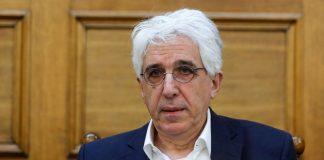 Παρασκευόπουλος: «Ασφάλεια με σεβασμό των ατομικών δικαιωμάτων»