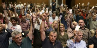 Μετεκλογική συνεννόηση με το πρώτο κόμμα ζητούν πολίτες από το Ποτάμι