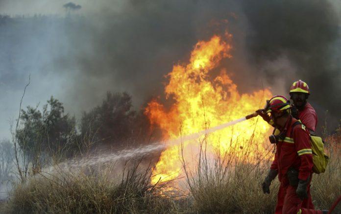 Αττική: Έκτακτα μέτρα λόγω υψηλού κινδύνου για πυρκαγιές