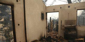Καταγραφή ζημιών από την πυρκαγιά στην Κινέτα