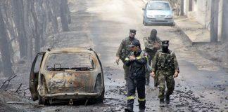 Γερμανία: Έκκληση αλληλεγγύης από τους «Πράσινους» υπέρ των πυρόπληκτων στην Ελλάδα