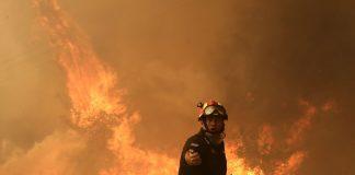 Συγκλονίζουν τα ηχητικά της ΕΛΑΣ για τη φωτιά στο Μάτι