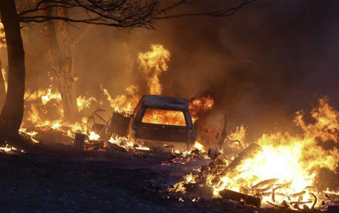 Πυροσβεστική: Υψηλός κίνδυνος πυρκαγιάς την Πέμπτη