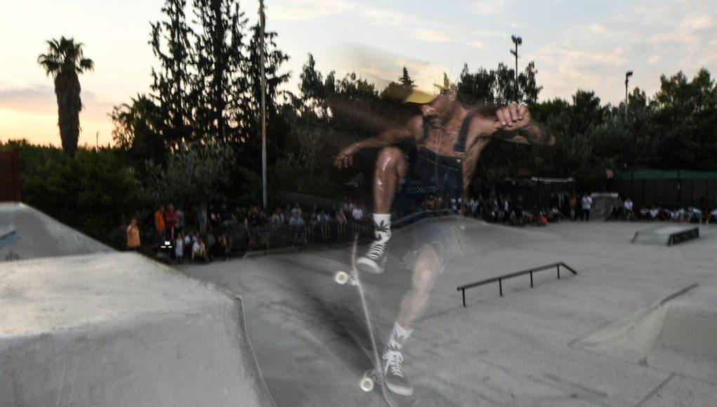 Ημέρα αφιερωμένη στο ελληνικό skateboarding