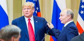 Ο Πούτιν προσκάλεσε τον Τραμπ να επισκεφθεί τη Μόσχα