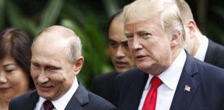 Ντόναλντ Τραμπ: «Σπουδαία συνάντηση με Πούτιν, αλλά…»