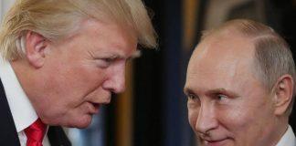 G20: Σύντομη συνάντηση Τραμπ – Πούτιν