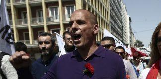 Βαρουφάκης: «Το τέλος μιας αρχής για το ΜέΡΑ25»
