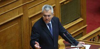 Χαρακόπουλος: «Οι Συριζαίοι οπαδοί του Μακιαβέλι»