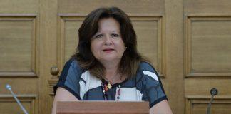 Καφαντάρη: Η κ. Σακελλαροπούλου είναι άξια και το έχει δείξει