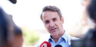 Μητσοτάκης: «Κυνικός συνεταιρισμός εξουσίας η κυβέρνηση»