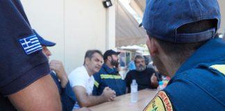 Κ. Μητσοτάκης: Κύριο μέλημα της κυβέρνησης ήταν η επικοινωνιακή διαχείριση της τραγωδίας