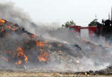 Προειδοποίηση της ΓΓΠΠ για πυρκαγιές και την Πέμπτη