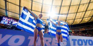 Ελληνική κυριαρχία στη Σαγκάη με Στεφανίδη και Κυριακοπούλου στην κορυφή
