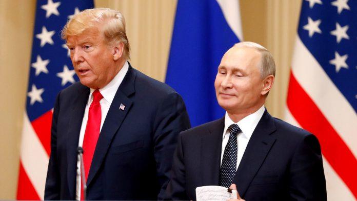 Τραμπ: «Θα συναντηθώ με τον Πούτιν στην G-20»