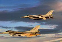 Αιγαίο: Ακόμη μία εικονική αερομαχία πάνω από το Αιγαίο