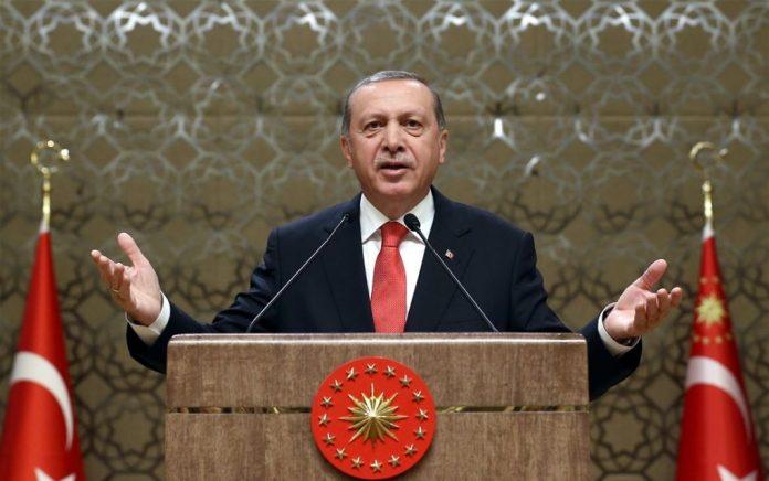 Ερντογάν: Έρχονται θερμότερες εξελίξεις στη Μεσόγειο