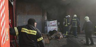 Ξέσπασε πυρκαγιά σε ξενοδοχείο στο κέντρο της Αθήνας