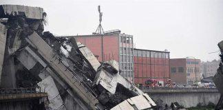 Γένοβα: Άγιο είχαν αστυνομικοί που βρέθηκαν τυχαία στον τόπο της τραγωδίας