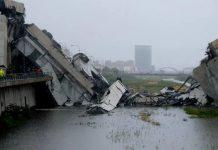 Γένοβα: Οι διασώστες συνεχίζουν να αναζητούν επιζώντες στα συντρίμμια